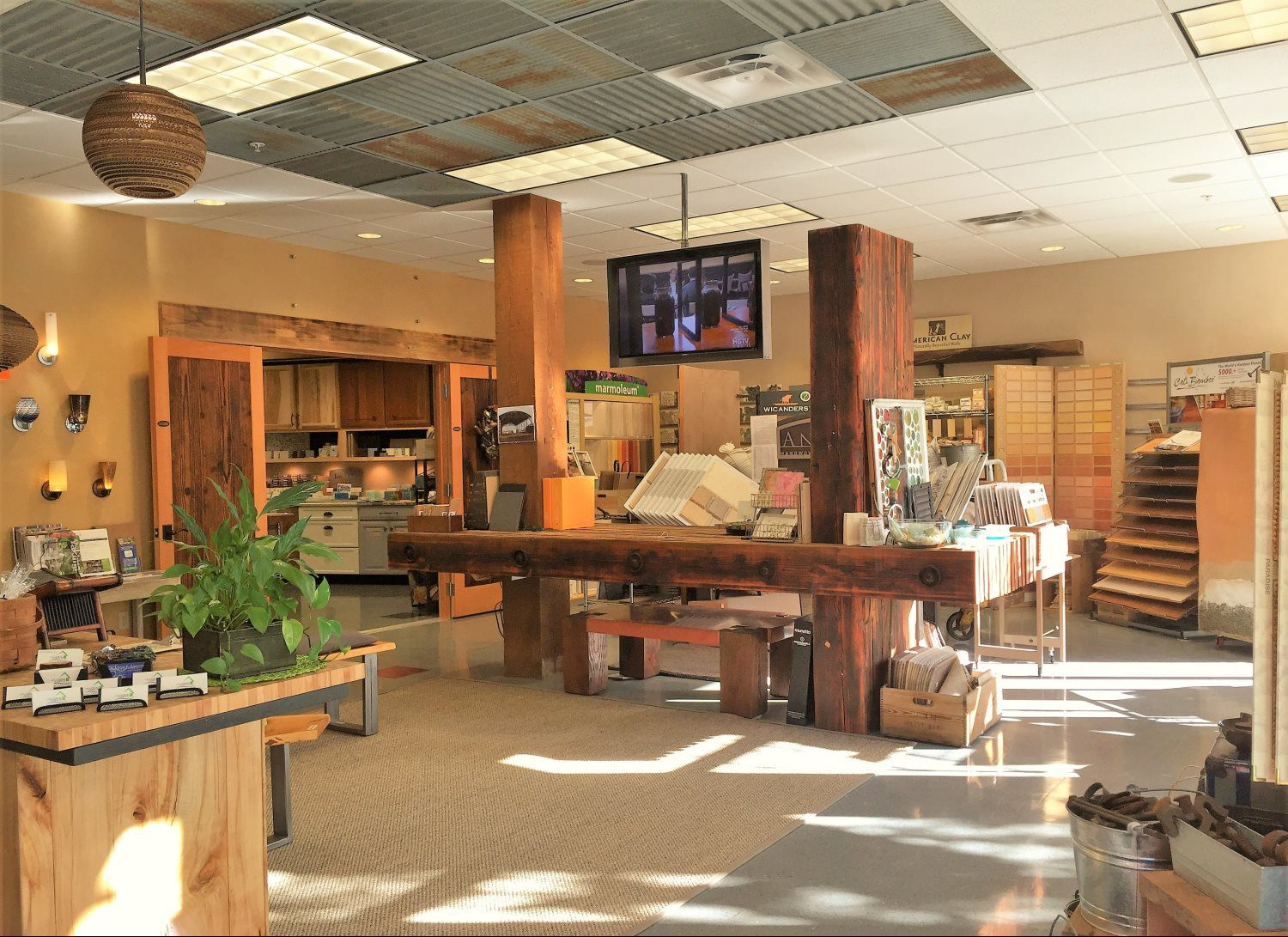 Visit The Showroom In Downtown Yakima