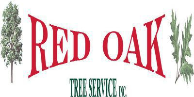 Red Oak Tree Service Logo