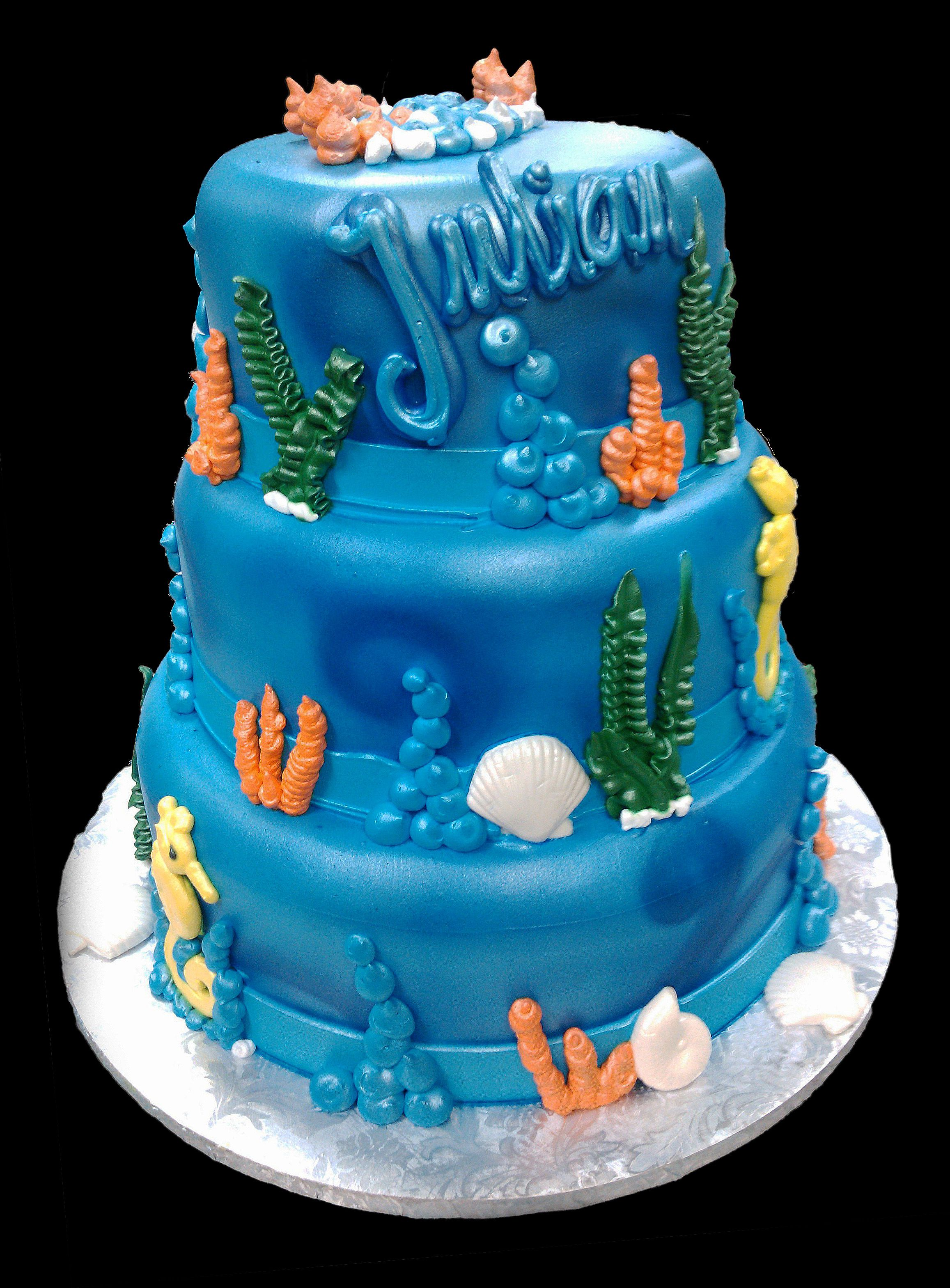 Custom Your Own Cake El Bolillo Bakery