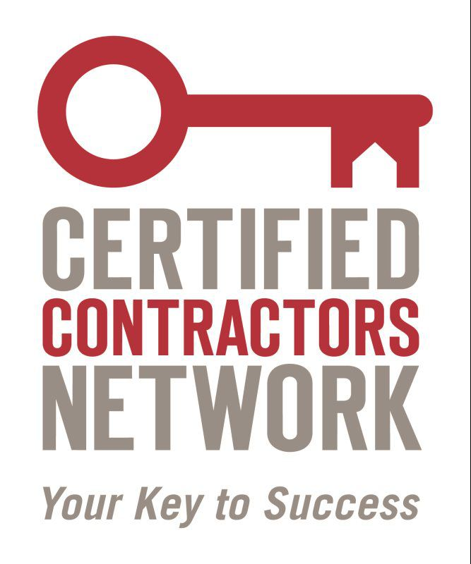 certified contractors network your key to success banner