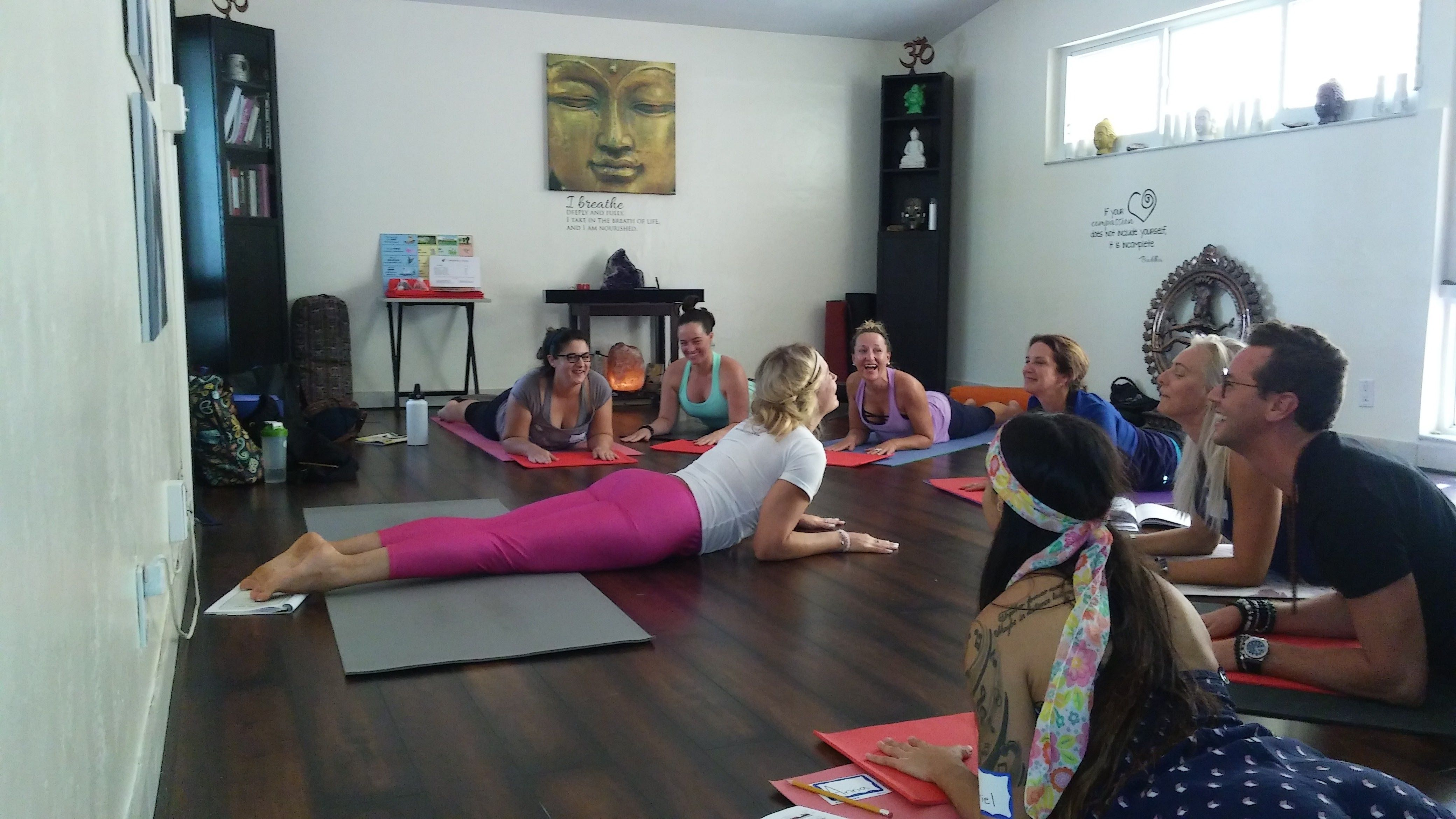 Children's Yoga Training Workshop - Zen Den Yoga School and Retreat