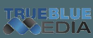 true blue media group logo