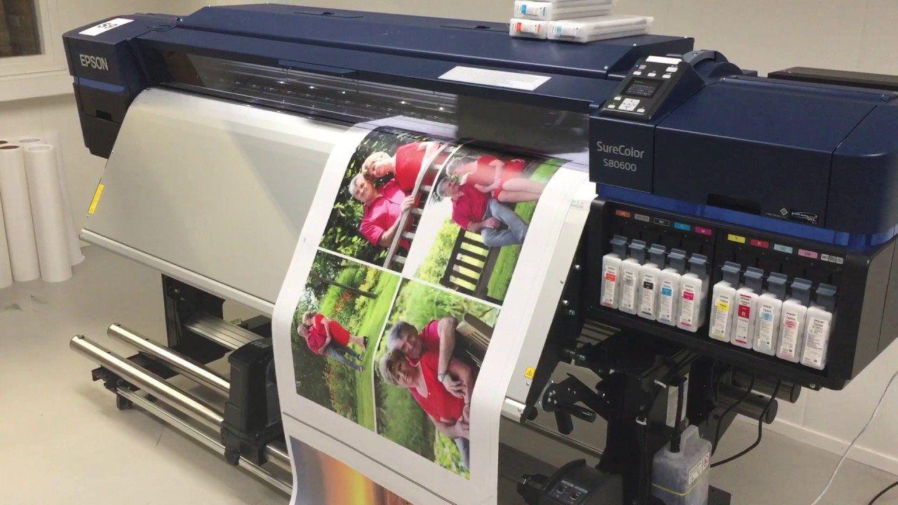 Dye-Sublimation Printers - Stitch City