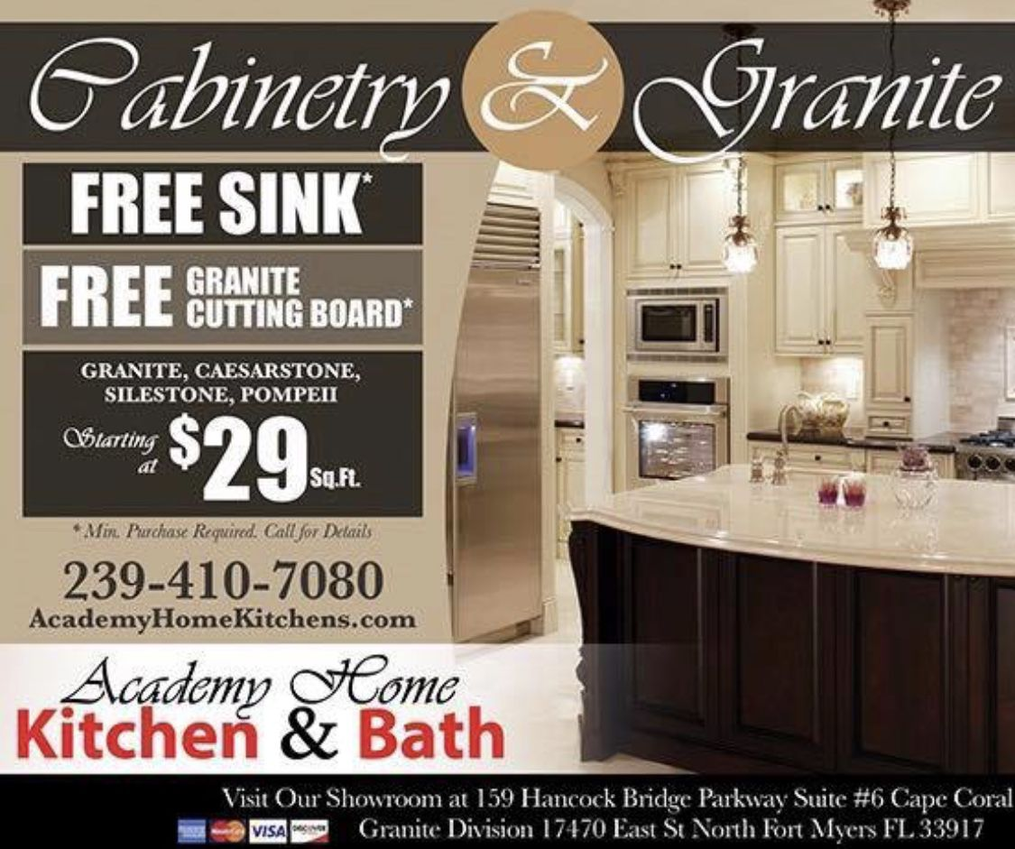 Academy Home Kitchen And Bath