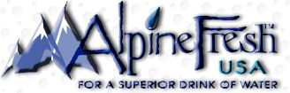 alphinefresh usa drinking water