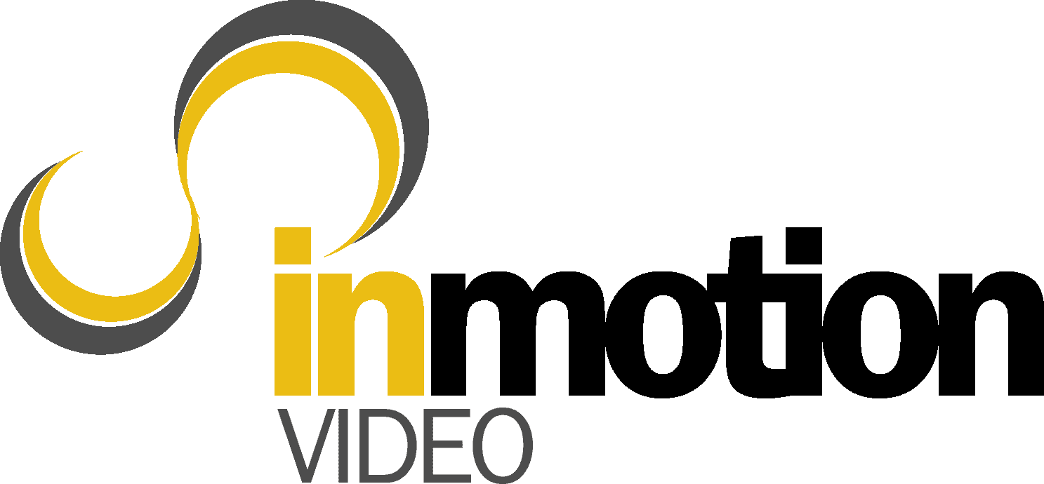 in motion video logo