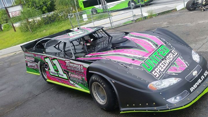 Race-Car Wraps - Vehicle Wrap, Vinyl, Boat, Van, Trailer
