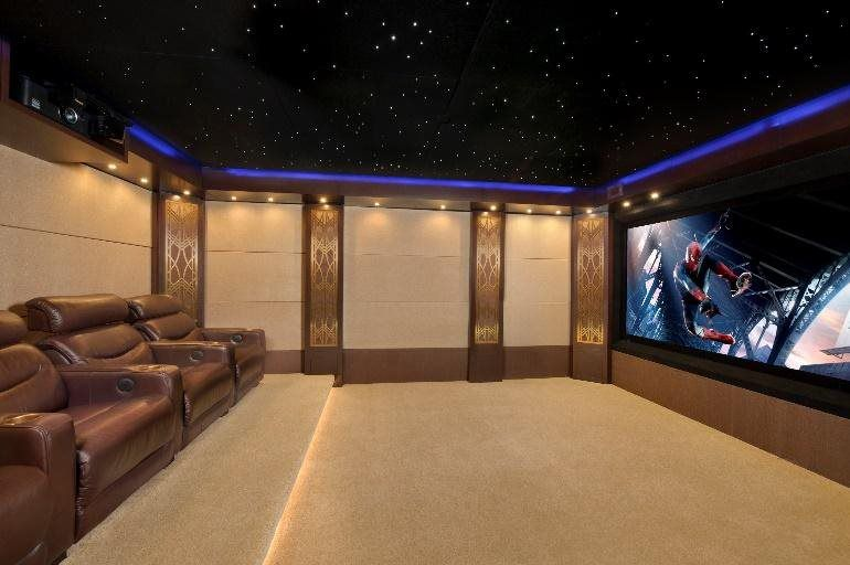 Having Caveman Home Theaters Handle Both The Design And Construction  Ensures Continuity And Consistency. This Approach Also Provides  Accountability And ...