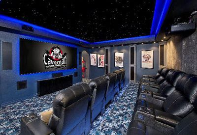 Home Theater And Media Room Design