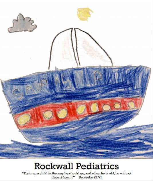 Rockwall Pediatrics Logo