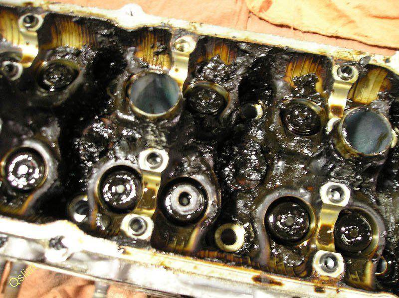 Engine Sludge Removal - AUTO-RX PLUS