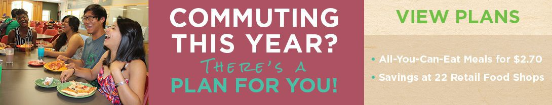 Commuting this year? There's a plan for you - View Plans