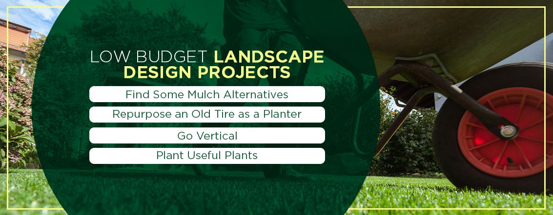 Low Budget Landscape Design Projects