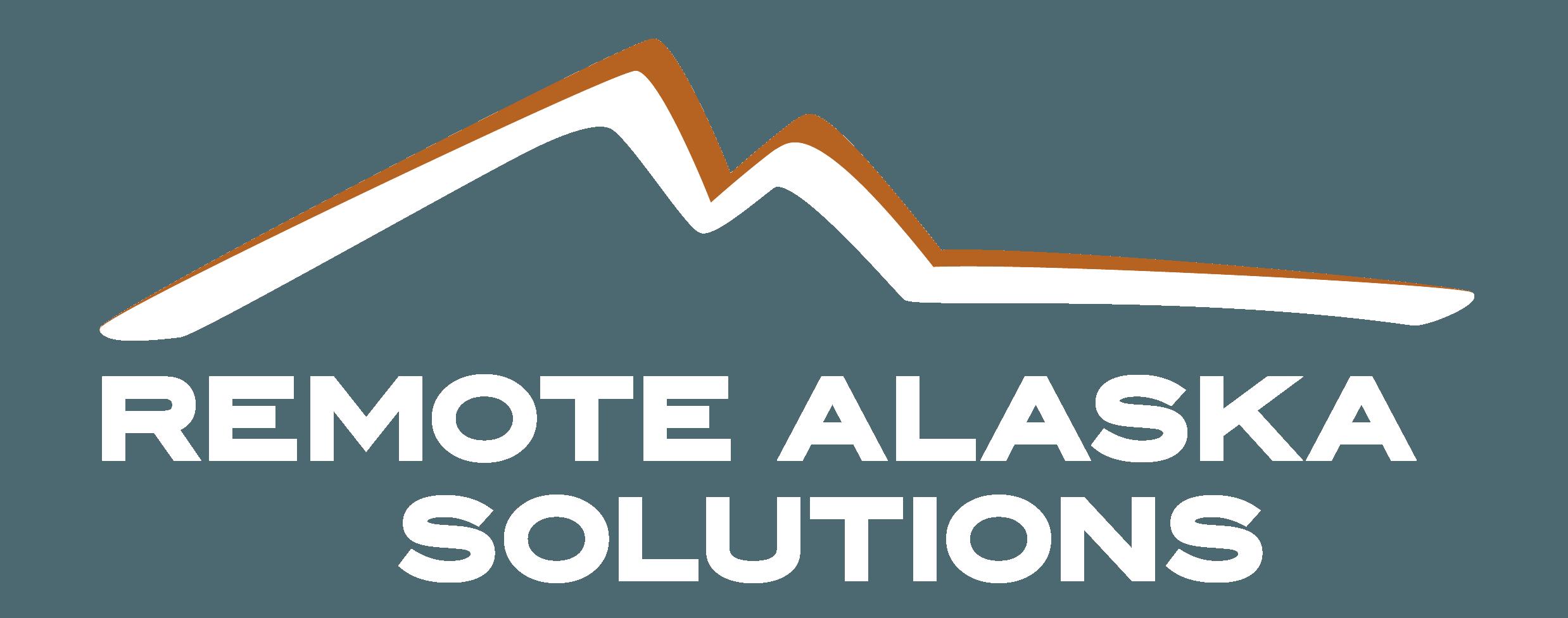Remote Alaska Solutions Logo