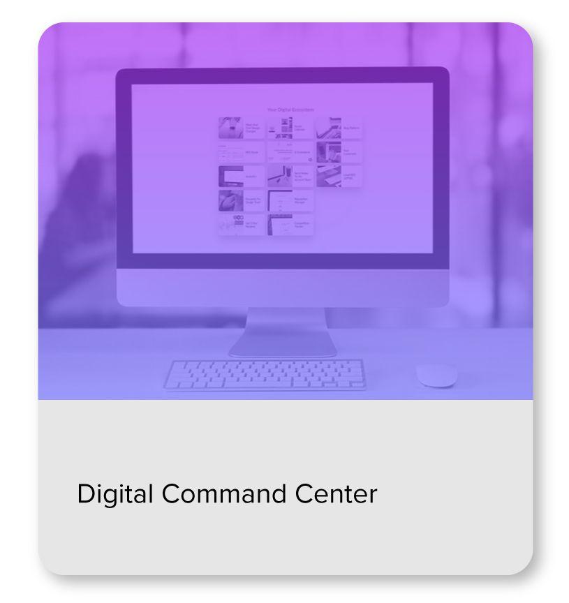 Digital Command Center