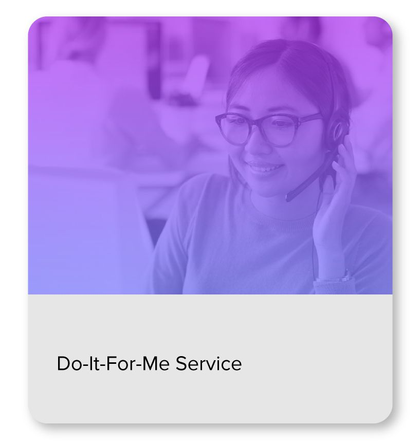 Do It For Me Service