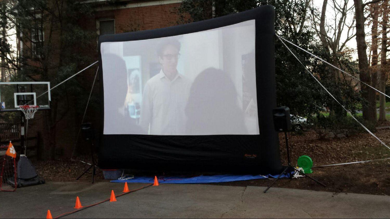 home big screen big movies