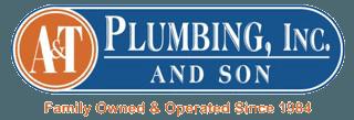 A & T Plumbing & Son logo