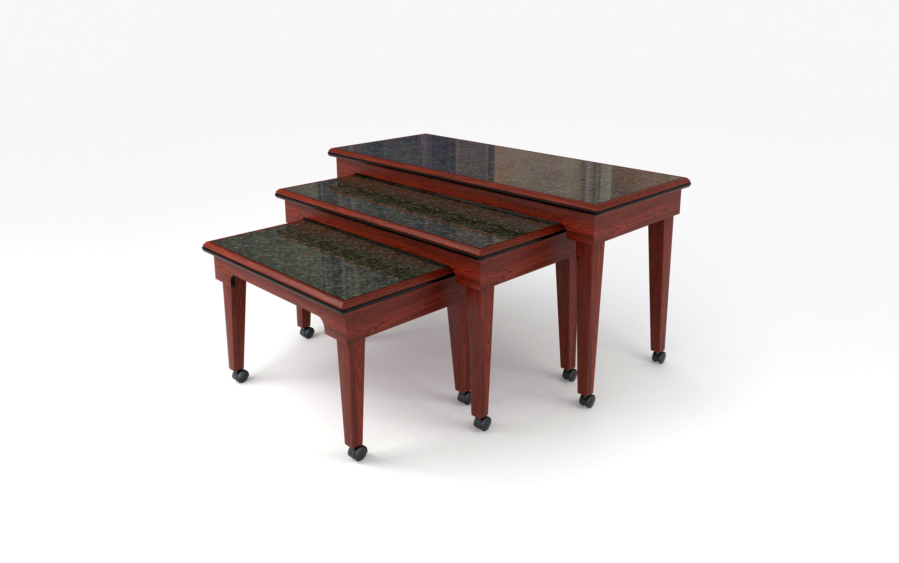 Nesting Tables Nesting Tables Lions Wood Banquet Furniture
