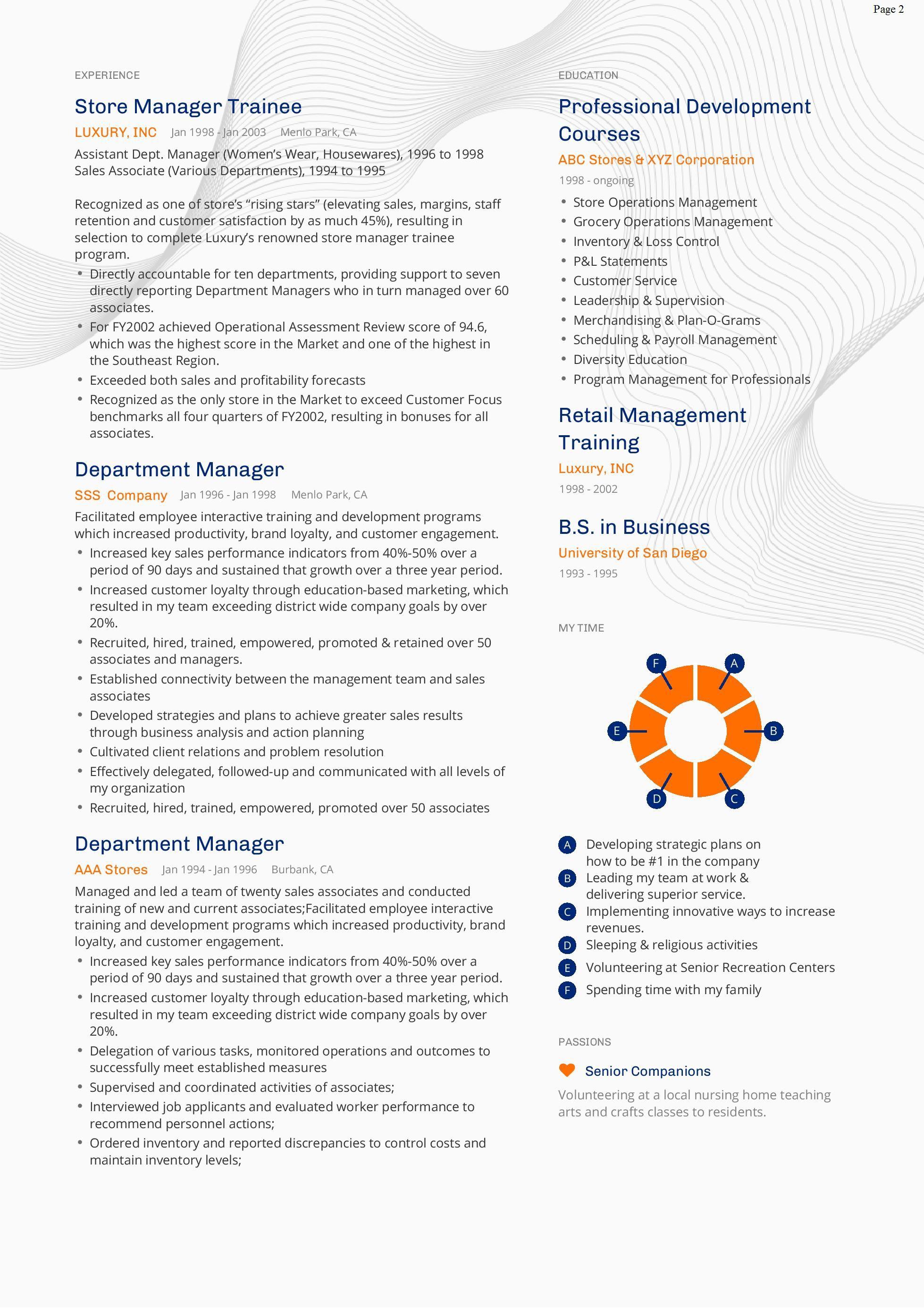 Resume Upgrading - Resume Writing