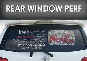 rear window perf