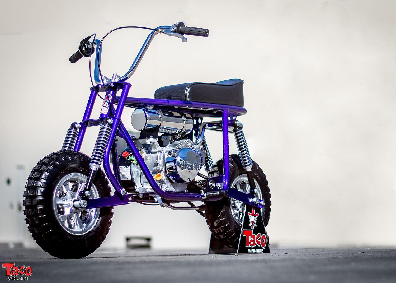 Bringing Back The Spirit Taco Mini Bikes
