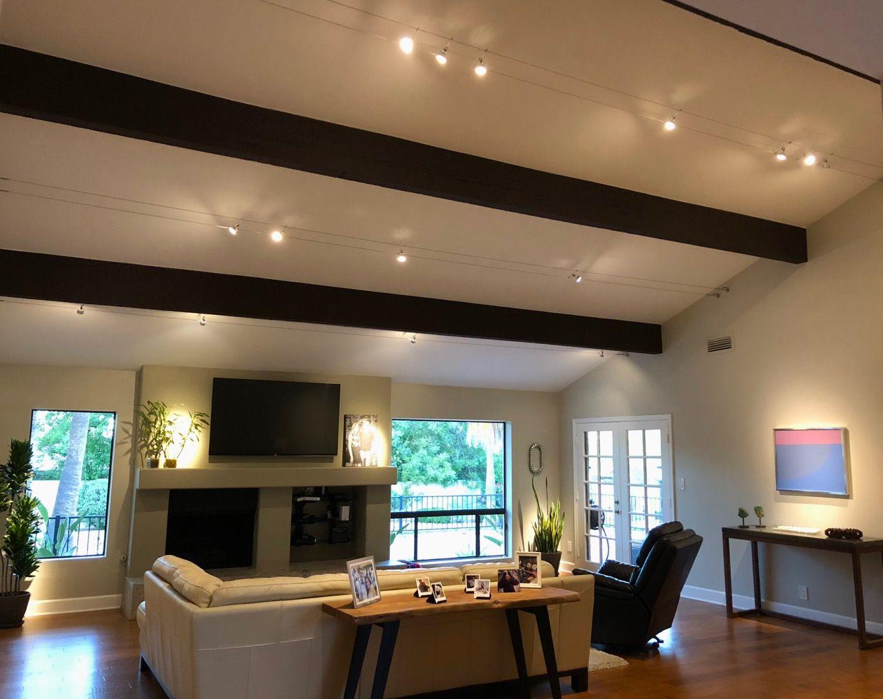 & Private Residence Phoenix - Lightform Lighting
