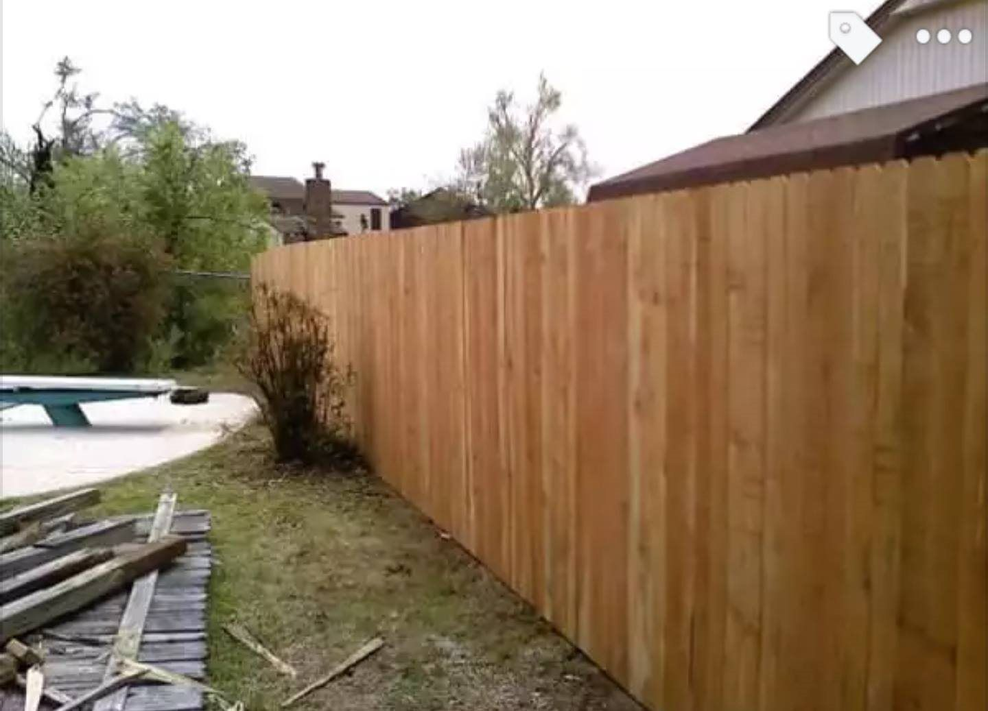 Tight Line Fence