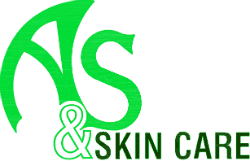 a and s skin care logo