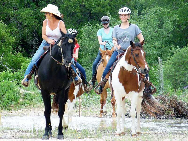 Photo Gallery - Texas Horseback Riding Ranch & Retreat ...