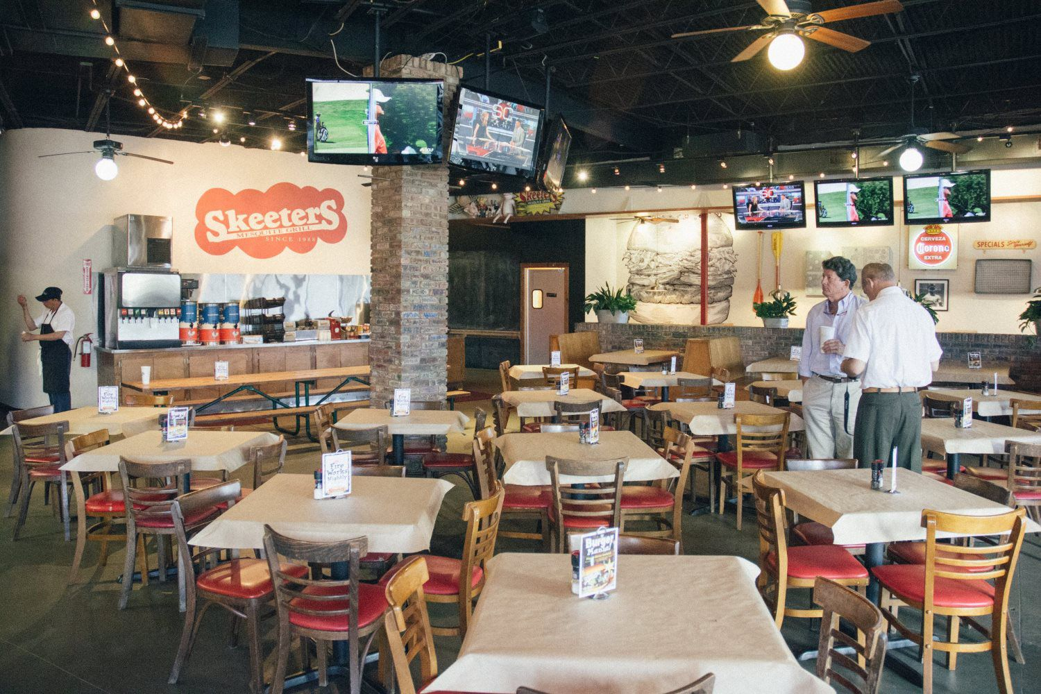 Home Skeeters Mesquite Grill