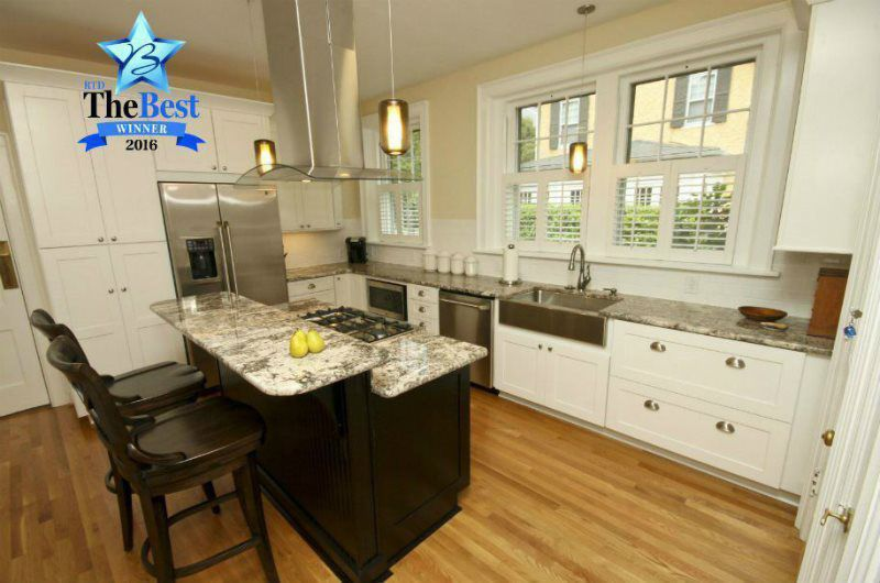 kitchen & bathroom remodeling contractor richmond va | leo lantz