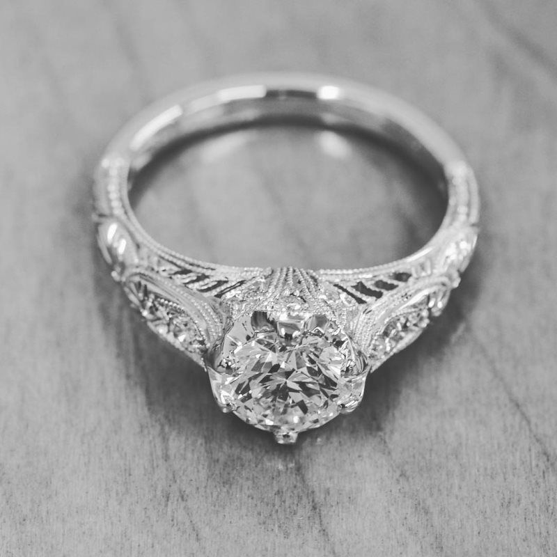 legacy of design quality - Vintage Wedding Rings