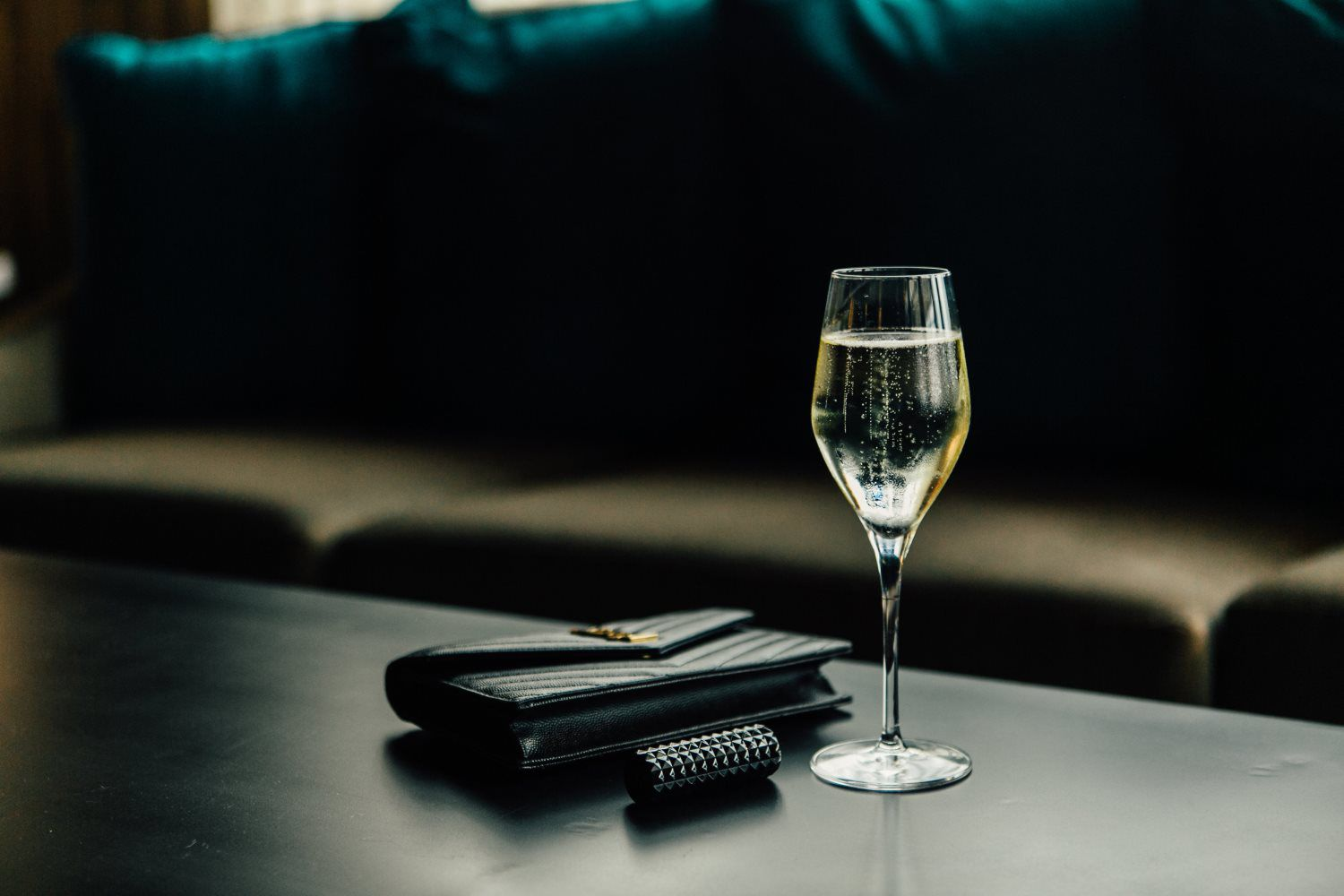 Champagne and Wallet