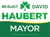David Haubert  Logo