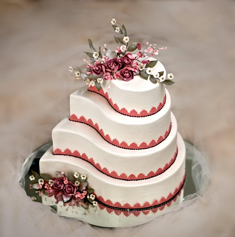 Wedding Cake Decorating Classes: Sugar Arts Institute: Cake