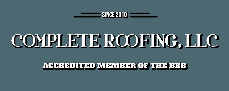 Certified Roofing Contractors Owens Cross Roads Complete Roofing Llc
