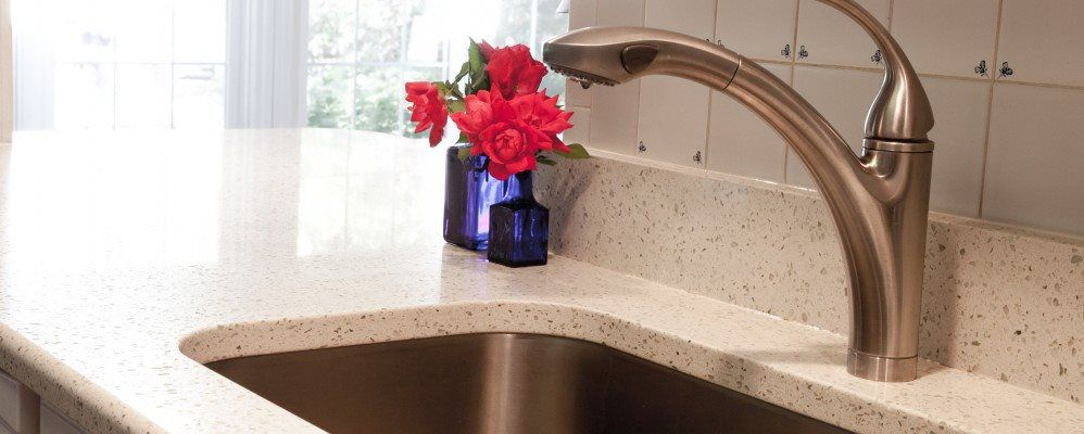 GEOS Recycled Glass Surfaces