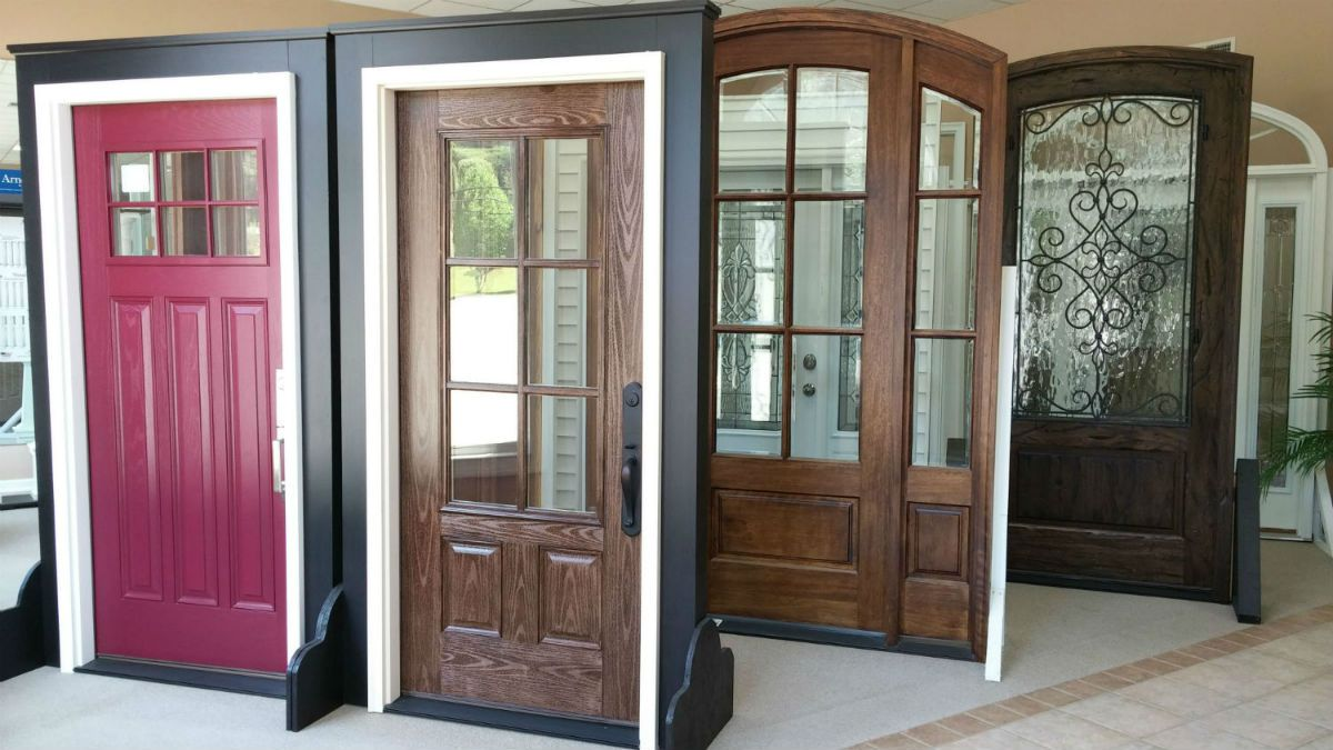 Exterior glass doors business - Helping Make Your Home Beautiful Since 1976