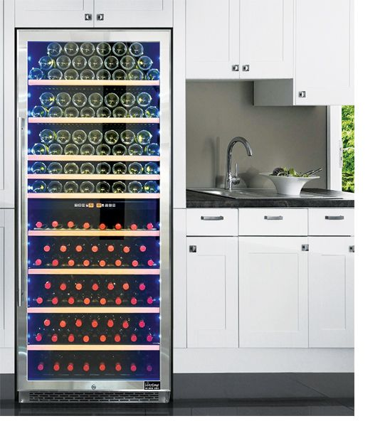 vinotemp designer 300 series wine cooler