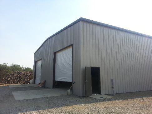 Pre-engineered Steel Buildings - Cranston Steel Structures, Inc