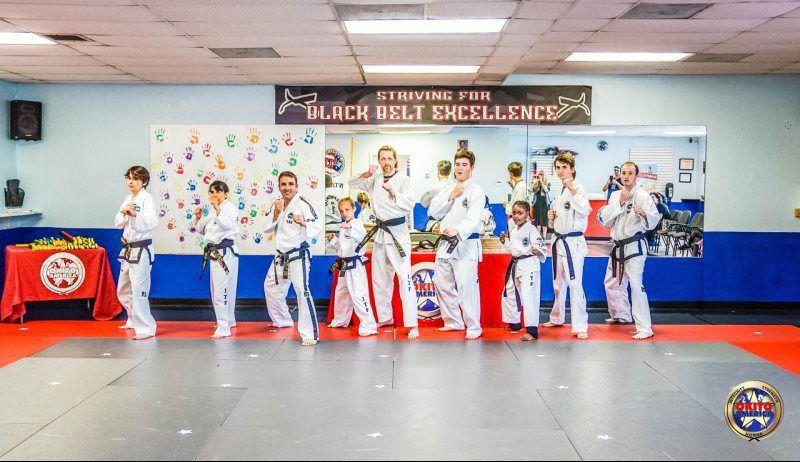 black belt excellence