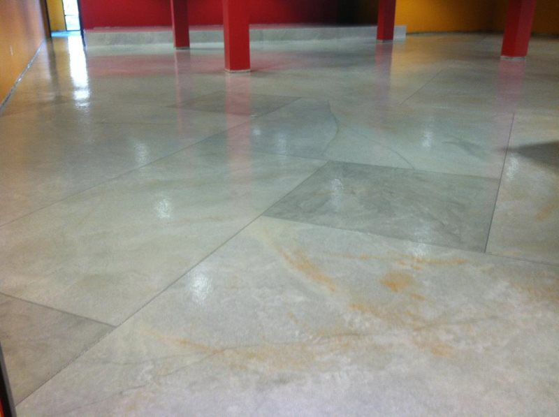 Concete Flooring Design Gallery Decorative Concrete