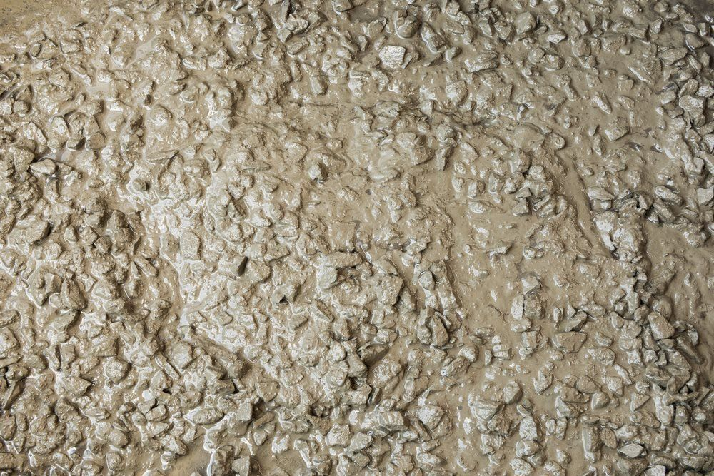 sand with stones