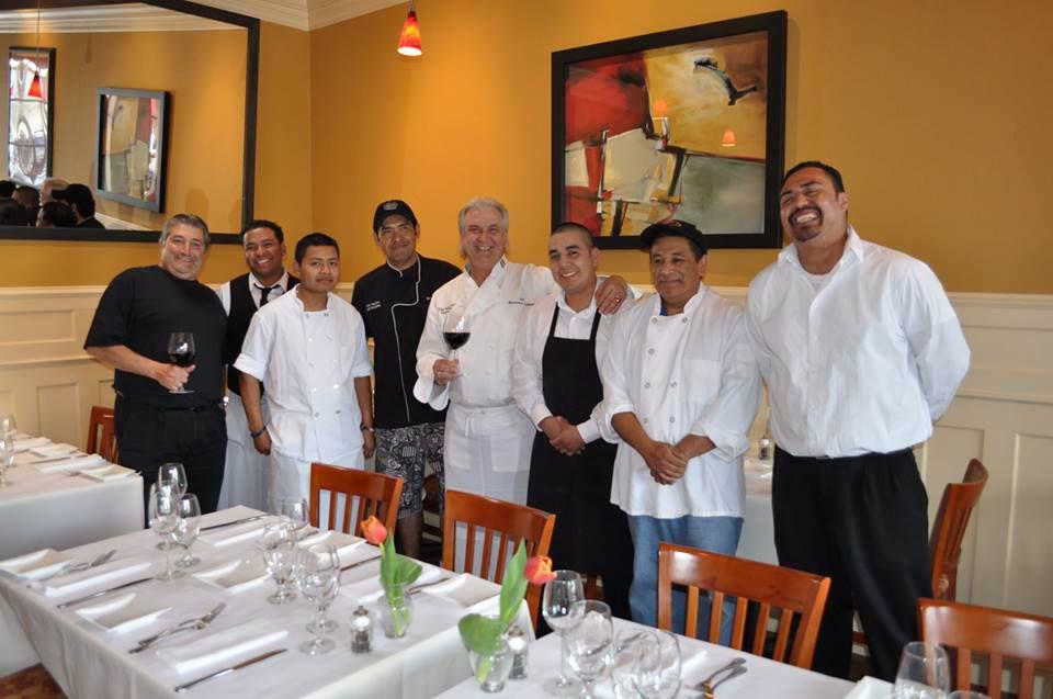 Restaurants staff