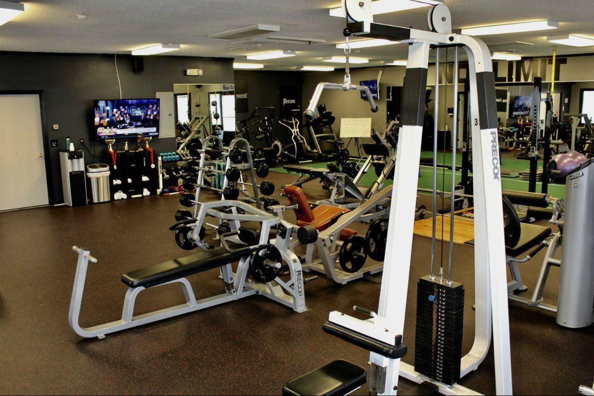 personal training facility