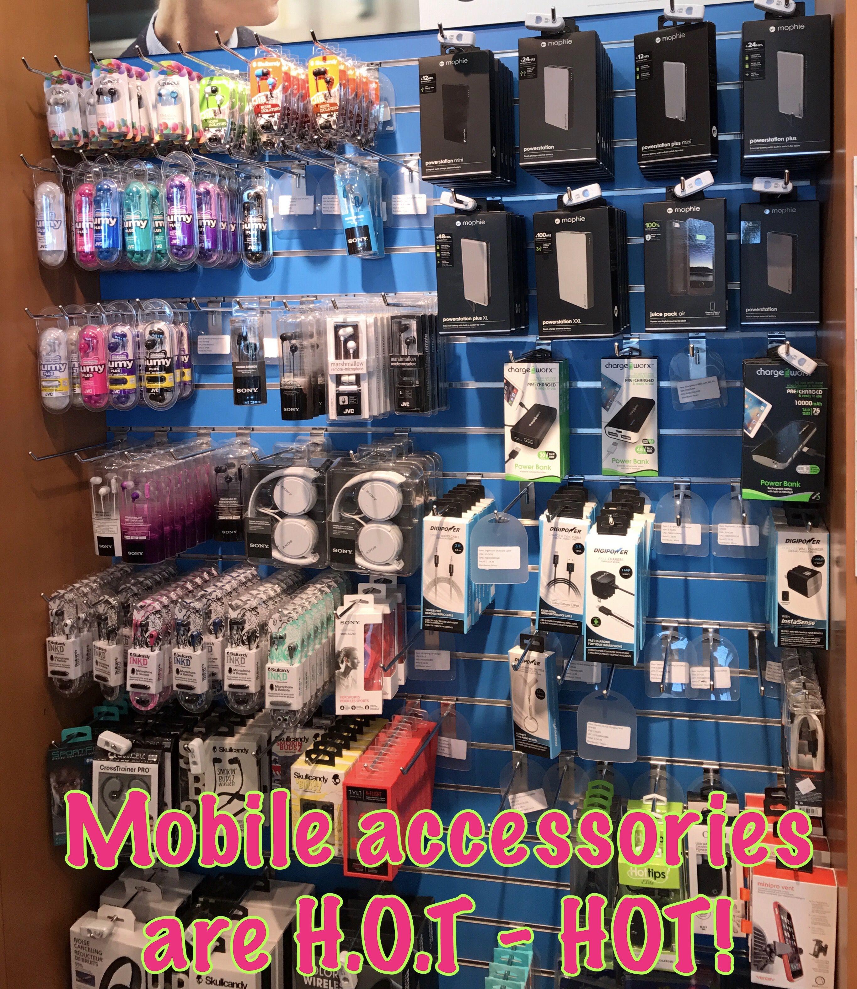 Mobile accessories!
