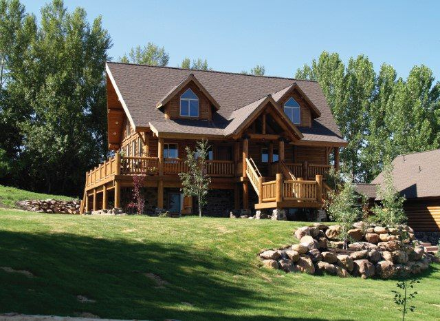 For Photos Of Completed Homes Click  Here.http://whispercreekloghomes.com/image Galleries/