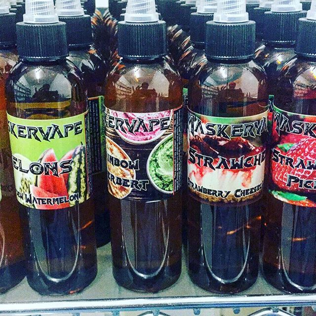 Here at Maskervape E Liquid we strive to bring the absolute best flavors to  the E Liquid Market. We only use the highest grade batch tested ingredients  we ...