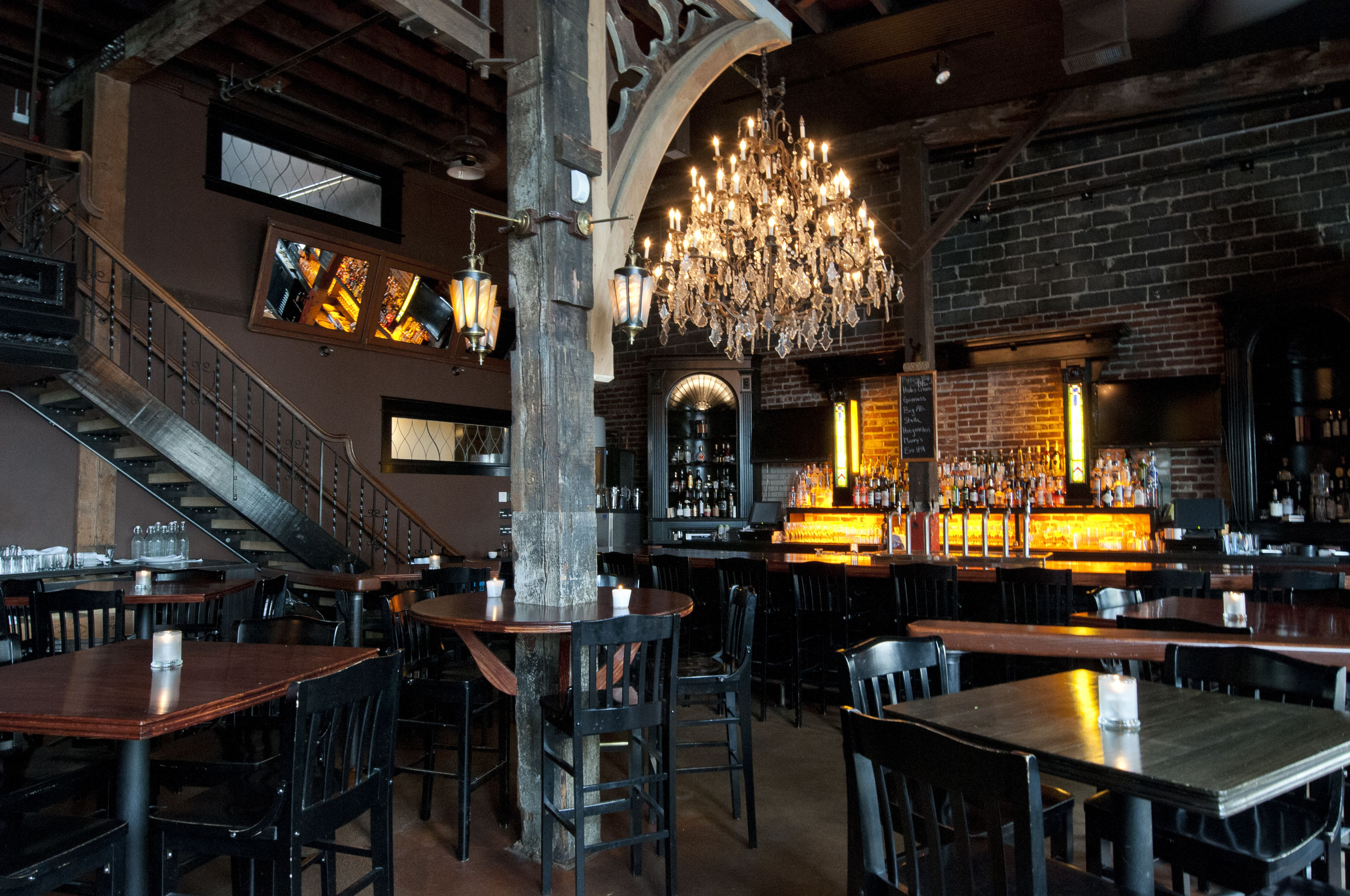 Back Bar - Bastille Cafe & Bar | Seattle\'s Premier Neighborhood Hang Out